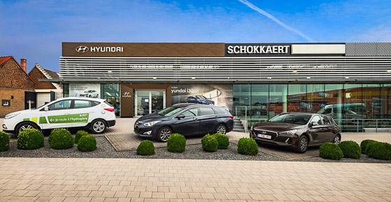 Hyundai garage ninove