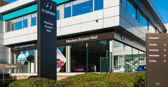 MOORKENS BRUSSELS WEST