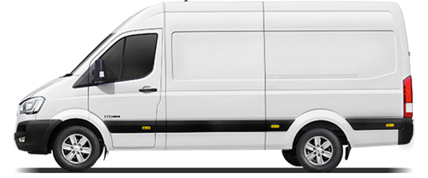 H350 Van thumbnail